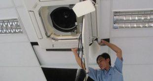 sửa máy lạnh âm trần quận 7